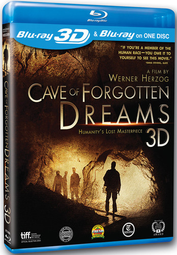 Cave Of Forgotten Dreams [Blu-ray/ 3D Combo]