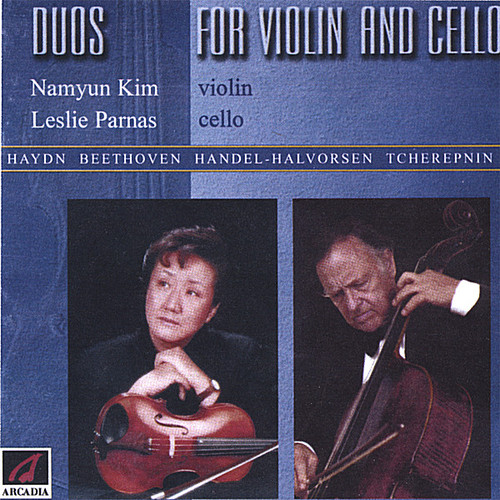 Duos for Violin & Cello