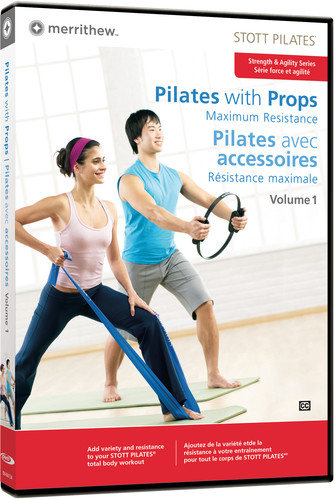 Pilates with Props 1 (Eng/ Fre)