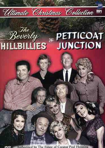 The Beverly Hillbillies & Petticoat Junction Ultimate Christmas Collection