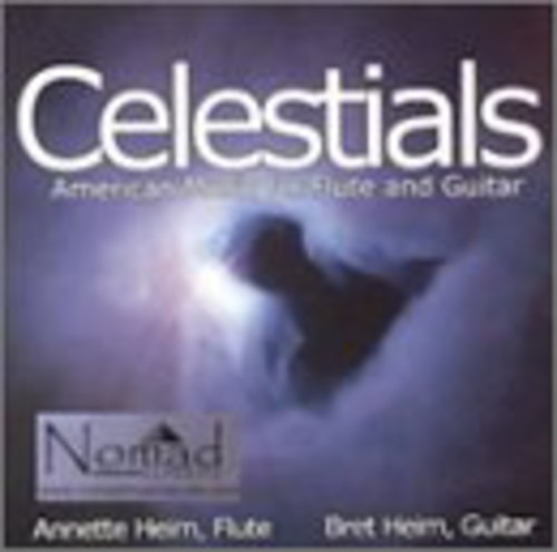 Celestials-American Music for Flute & Guitar