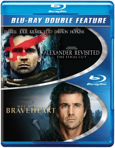 Alexander Revisited: The Final Cut /  Braveheart