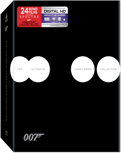 The Ultimate James Bond Collection
