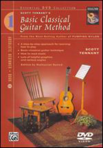 Basic Classical Guitar Methodd Book 1