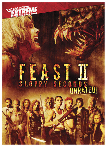 Feast II [Widescreen] [Unrated] [O-Sleeve]