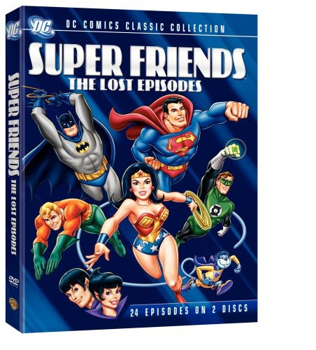 Superfriends: The Lost Episodes [2 Discs]