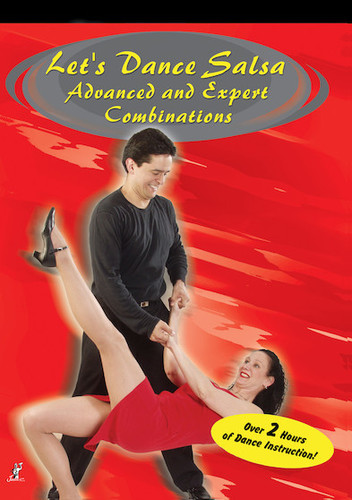 Let's Dance Salsa Advanced and Expert Combinations [Instructional]