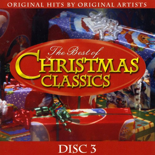 Best of Christmas Classics 3 /  Various
