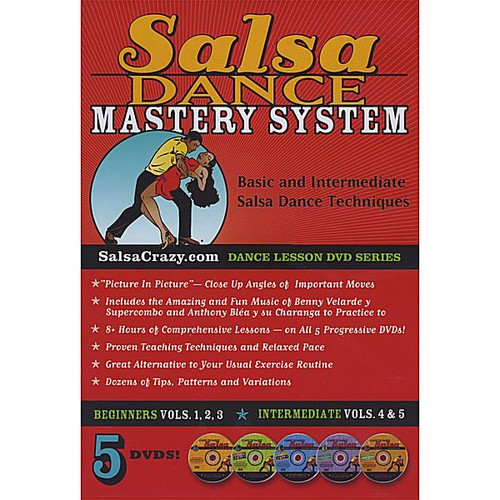 Complete Salsa Dance Mastery System