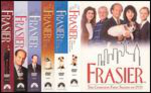 Frasier: Six Season Pack [24 Discs] [Full Screen] [TV Show] [Box]