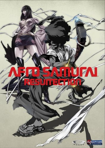Afro Samurai: Resurrection  [Spike Tv Version][Edited][Japanimation]