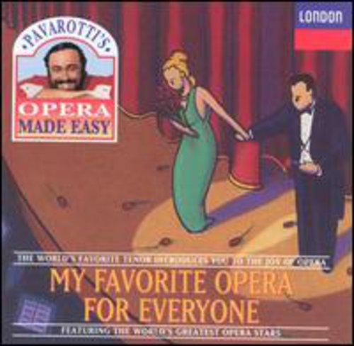 My Favorite Opera for Everyone /  Various