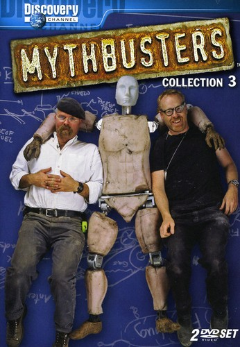 Mythbusters: Collection 3 [Widescreen] [2 Discs]