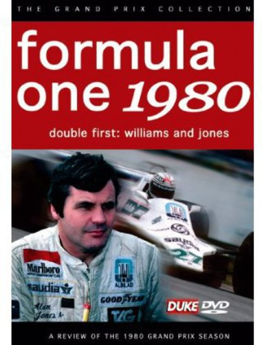 F1 Review 1980 Double First - Williams & Jones