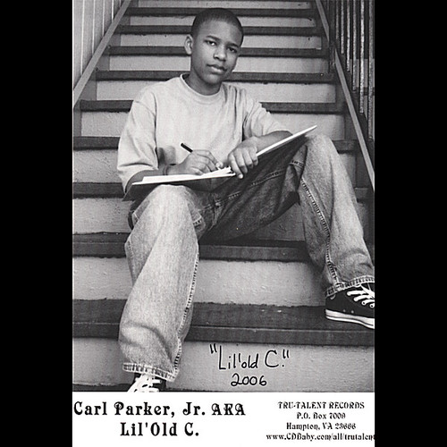 Carl Parker JR. Aka Lil'old C