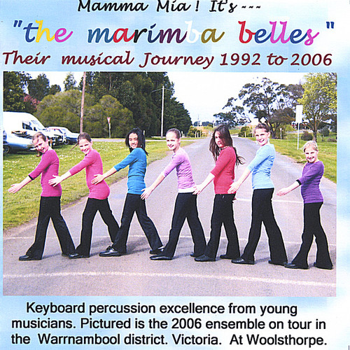 Mamma Mia! It's the Marimba Belles