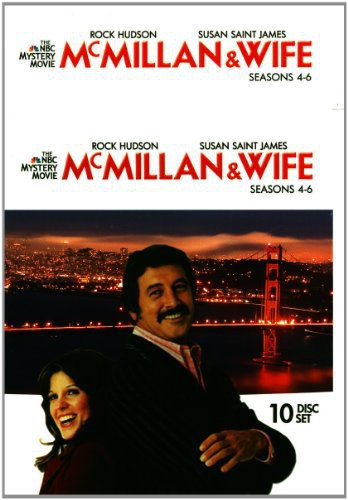 Mcmillan and Wife: Seasons 4-6