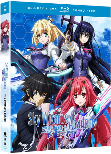 Sky Wizards Academy: The Complete Series