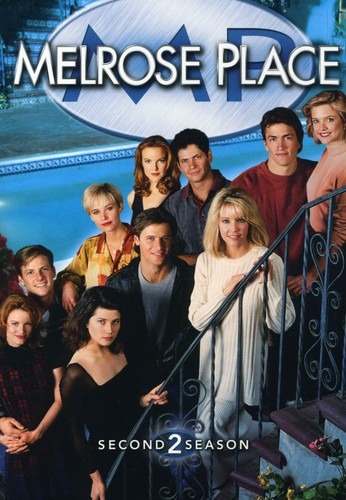 Melrose Place: The Complete Second Season