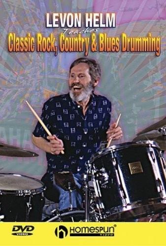 Classic Rock Country & Blues Drumming