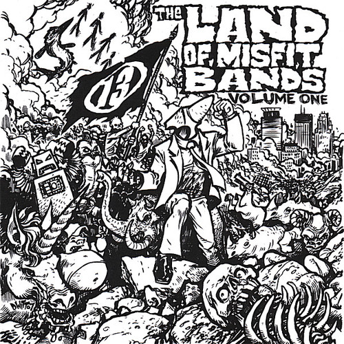 Land of Misfit Bands 1 /  Various