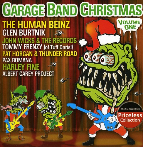 Garage Band Christmas 1 /  Various