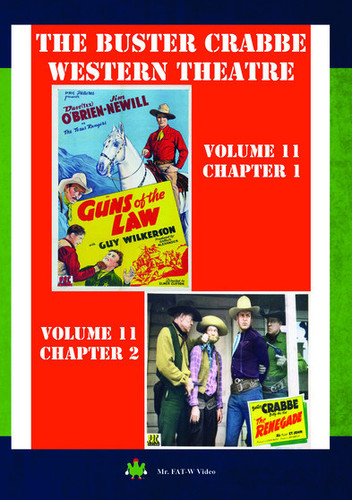 The Buster Crabbe Western Theatre: Volume 11