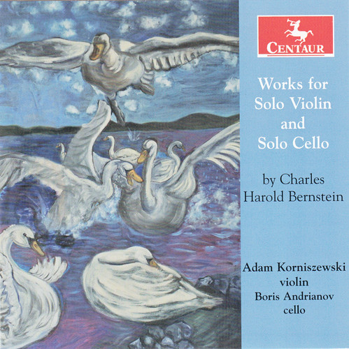 Works for Solo Violin & Solo Cello