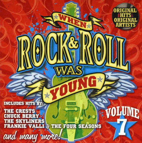 When Rock & Roll Was Young 7 /  Various