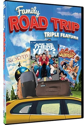 Family Road Trip: 3 Movie Collection - Are We There Yet /  North
