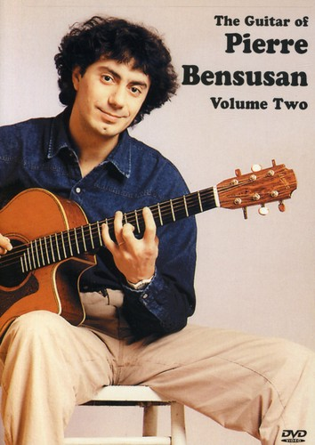 The Guitar Of Pierre Bensusan, Vol. 2