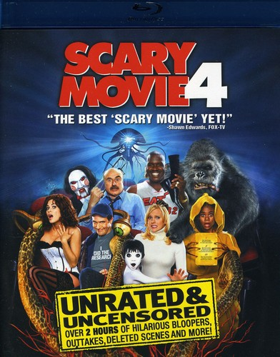Scary Movie 4 [Unrated] [Widescreen]