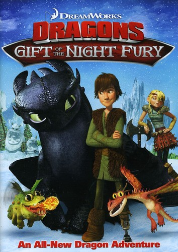 Dreamworks Dragons-Gift of the Night Fury