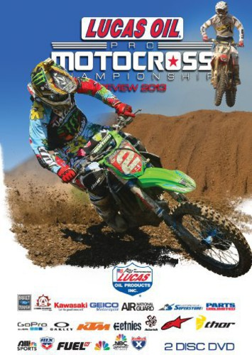 Ama Motocross Review 2013 /  Various