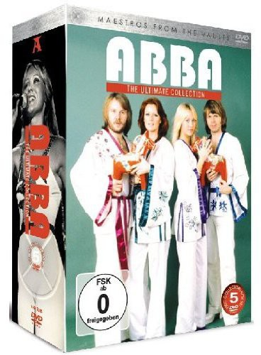 Maestros from the Vaults: ABBA the Ultimate Coll