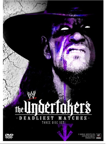 The Undertaker's Deadliest Matches (Three Discs)