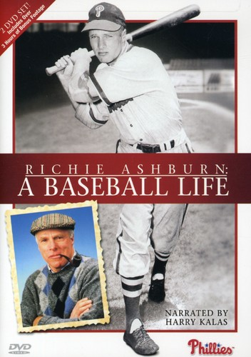 Richie Ashburn: A Baseball Life [Full Frame]
