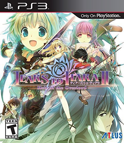 Tears to Tiara II: Heir of Overlord for PlayStation 3