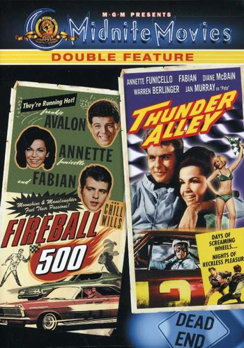 Fireballball 500 & Thunder Alley