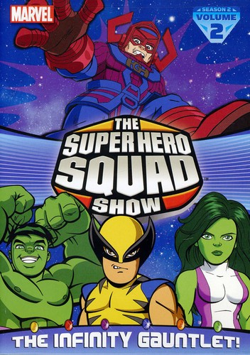 The Super Hero Squad Show: The Infinity Gauntlet!: Season 2 Volume 2