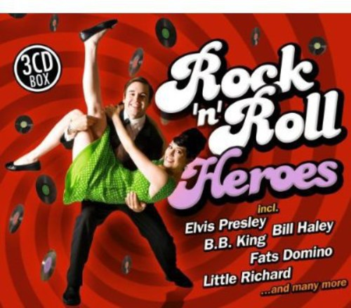Rock N Roll Heroes /  Various