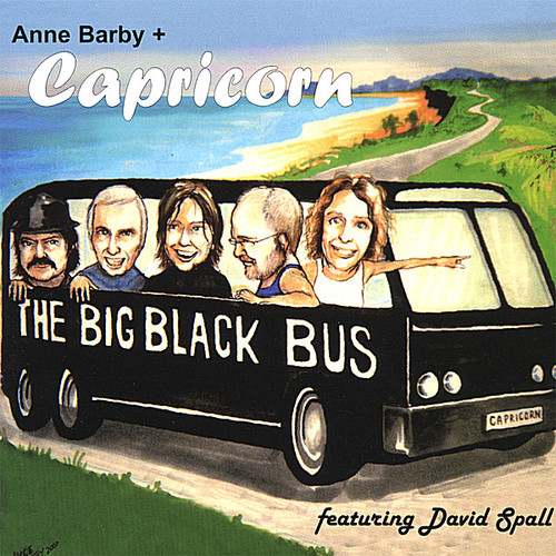 Big Black Bus
