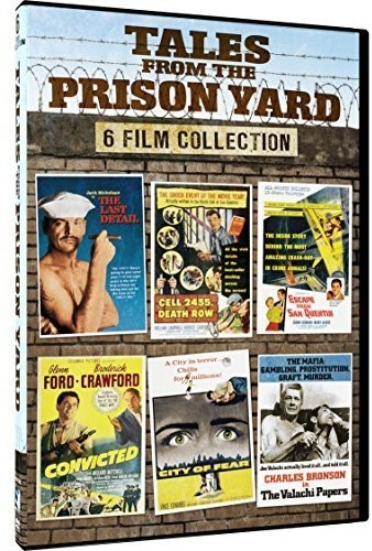Tales from the Prison Yard - 6 Features