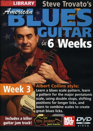 American Blues Guitar in 6 Weeks: Week 3
