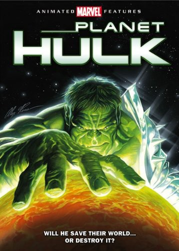 Planet Hulk [Widescreen]