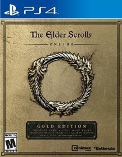 The Elder Scrolls Online - Gold Edition for PlayStation 4