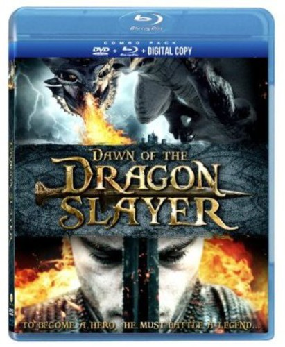 Dawn Of The Dragon Slayer [Combo Pack]