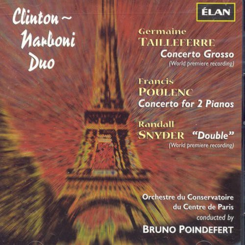 Clinton-Narboni Duo