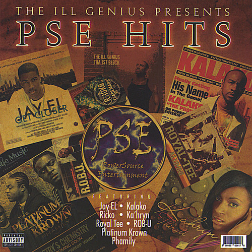 Ill Genius Presents: Pse Hits /  Various