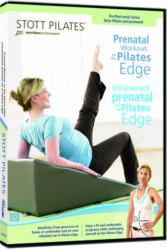 Prenatal Pilates On The Edge [English/ French Packaging]